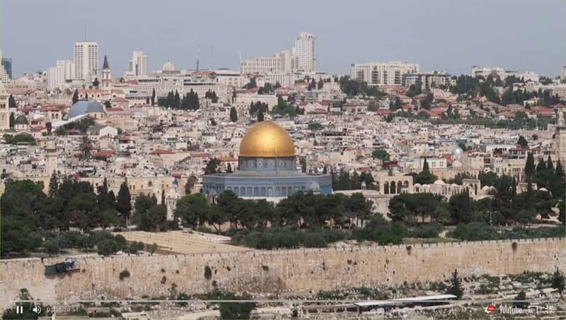 Dag 3 - Jeruzalem