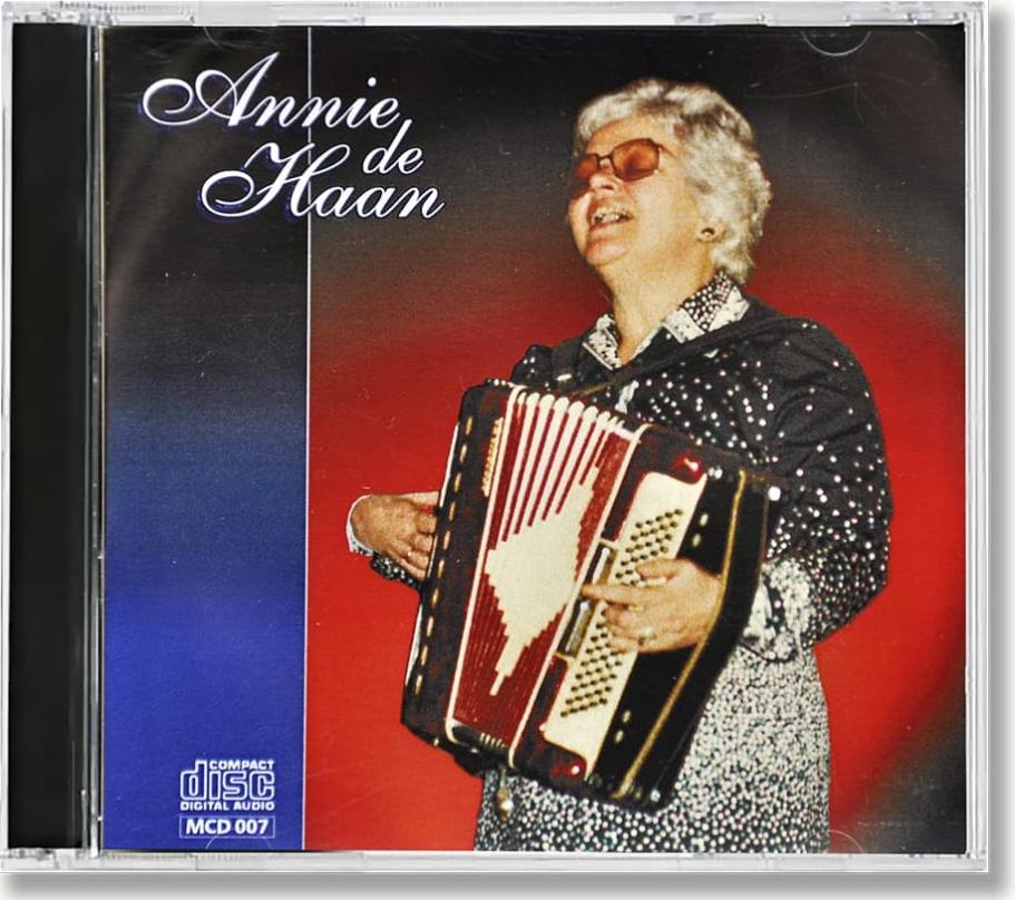 Annie de Haan - Wat een dag zal dat zijn