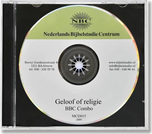 BBC Combo - Geloof of religie
