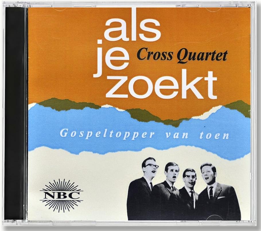 Cross Quartet - Als je zoekt