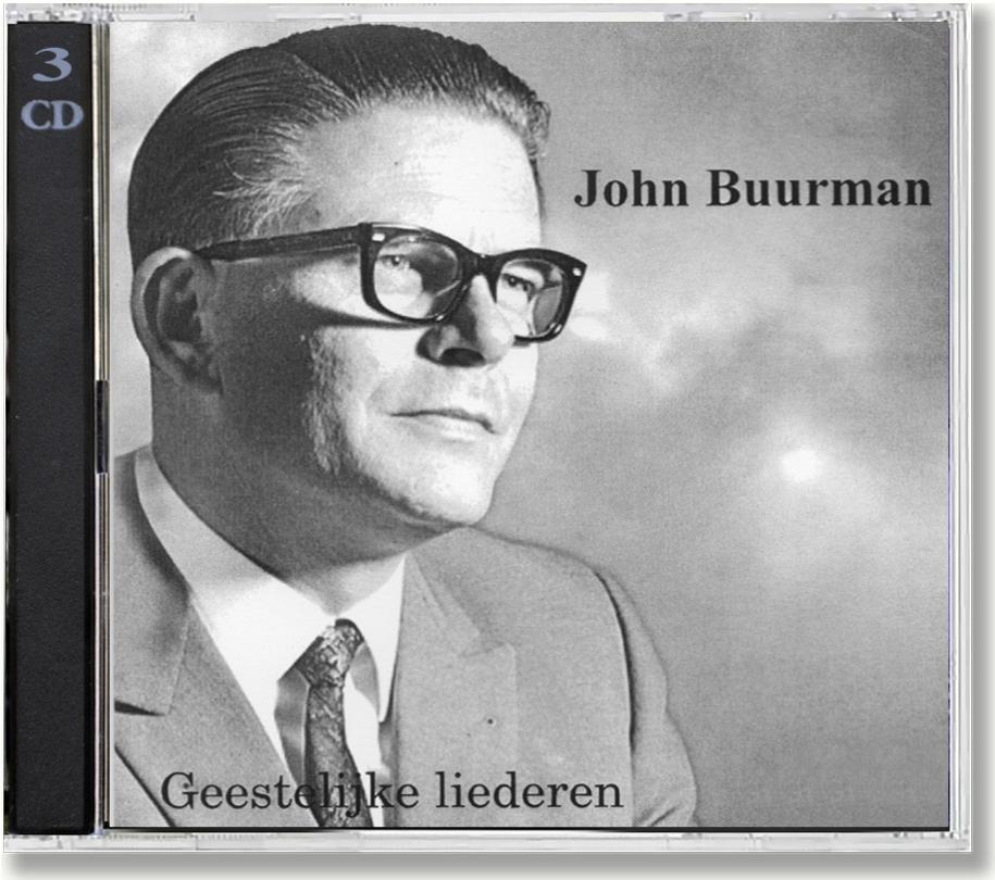 John Buurman - Geestelijke liederen