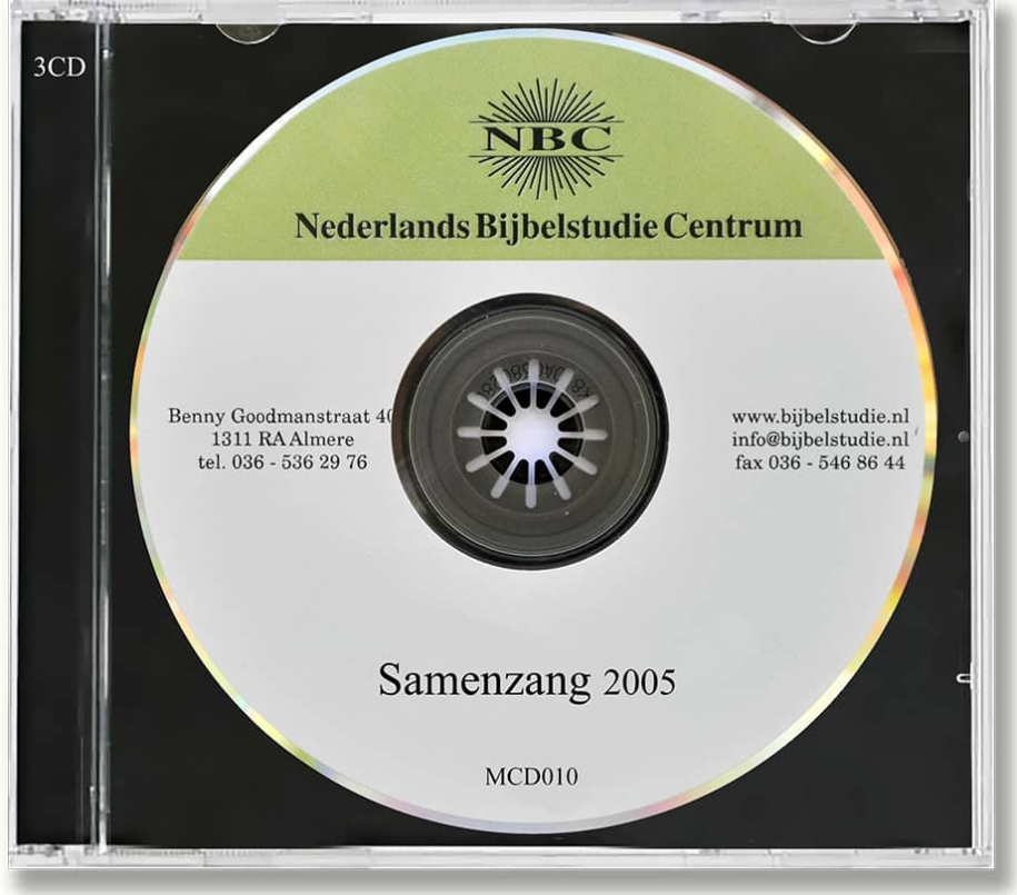 NBC - Samenzang 2005