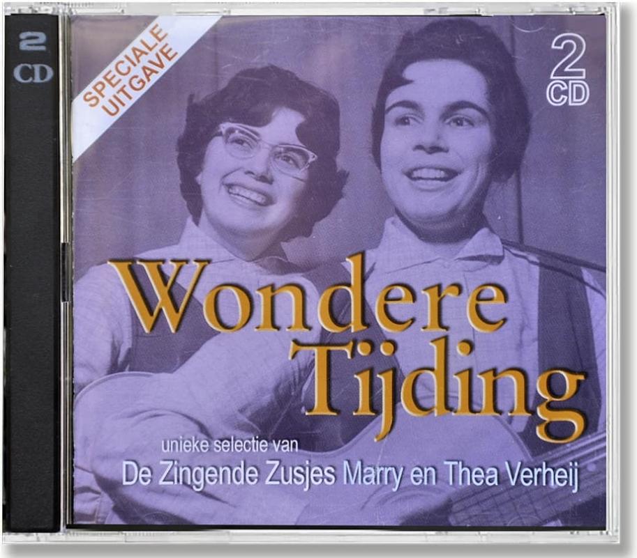 De Zingende Zusjes - Wondere tijding